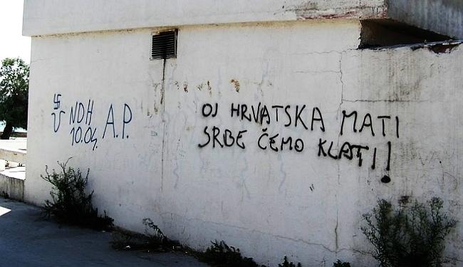 """USKRS MRŽNJE U HRVATSKOJ (II. DIO): """"Ni u moru mire, ni u Srbinu vire"""""""