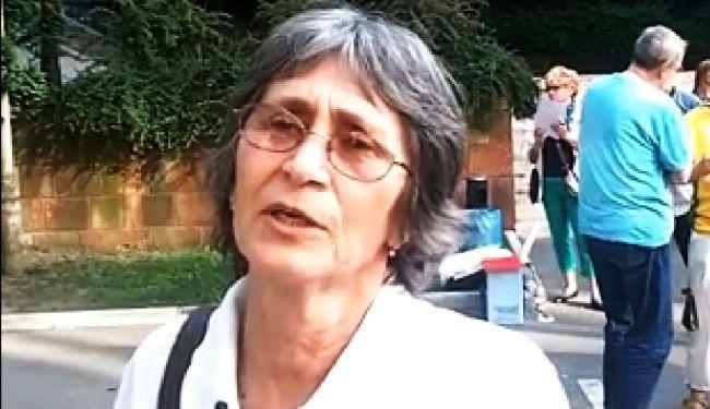 """CENZURIRANI VIDEO: """"A je l' legalno to što sam se ja izlečila od raka?!"""""""