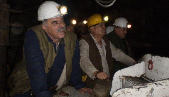 150 METARA POD ZEMLJOM: Rudari kod Tuzle štrajkaju u jami!