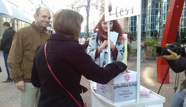 STUP SRAMA: Ministar zdravlja osvojio titulu najvećeg seksista
