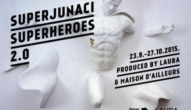 IZLOŽBA U LAUBI: U Zagreb stižu superjunaci!