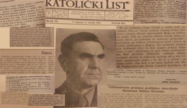1942.: Svi zakoni što ih je izdao za dobro Domovine dokazuju plemenito srce njegovo