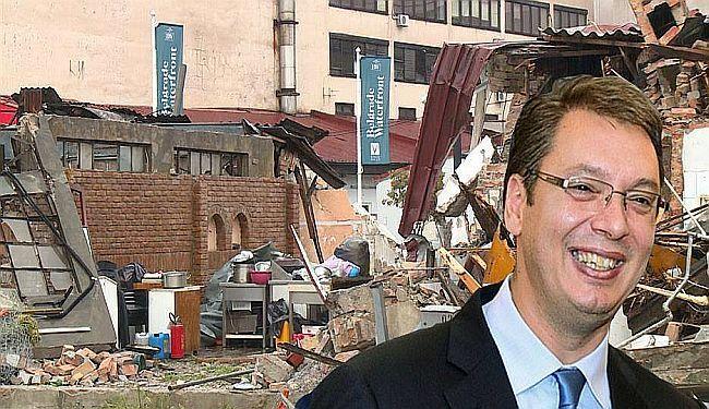 KRIMINALNI MASTERMAJND NA ČELU SRBIJE: Aleksandar Vučić gazi Miloševićevim stopama