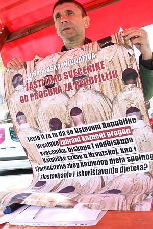 KAKO SAM SPRJEČAVAO PROGON PEDOFILA: Dječja guza ne smije stajati na putu u hrvatski raj