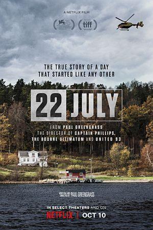 22 JULY: Kontekst i posledice suludog pohoda Andersa Behringa Breivika
