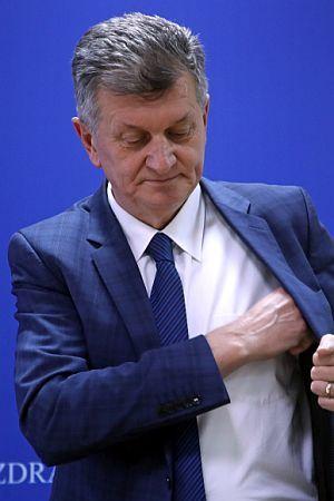 BOGATSTVO KOJE SE NE VIDI: Zašto je Kujundžićeva imovinska kartica prazna kao hrvatsko zdravstvo?