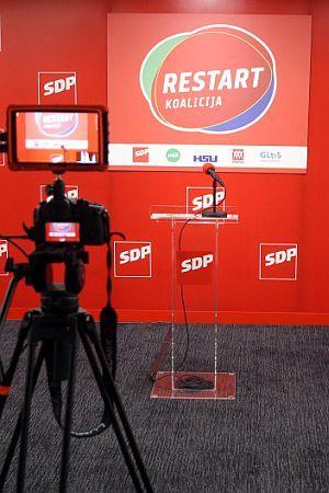 DRUGO MIŠLJENJE ZDENKA DUKE: Paradoksalno, težak poraz sreća je u nesreći za SDP