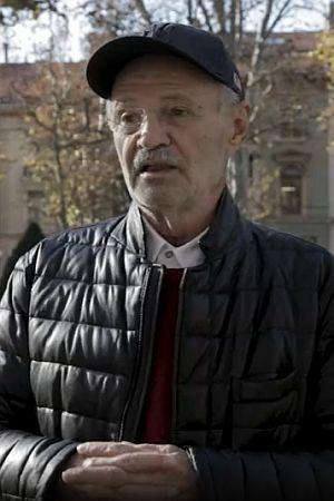 DUJE, NISI SAM: Najveća uloga Mustafe Nadarevića