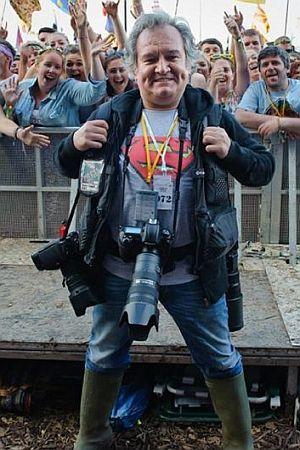 """SVJETSKI POZNATI FOTOGRAF – BRIAN RAŠIĆ: """"Životni put odveo me da radim za Rolling Stonese"""""""
