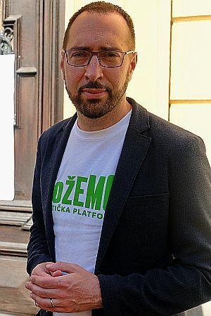 """INTERVJU - TOMISLAV TOMAŠEVIĆ: """"Nakon izbora dolazi do ujedinjenja nekih stranaka unutar naše koalicije"""""""