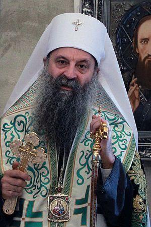BEZ KATARZE: Umrtvljena savjest patrijarha Porfirija