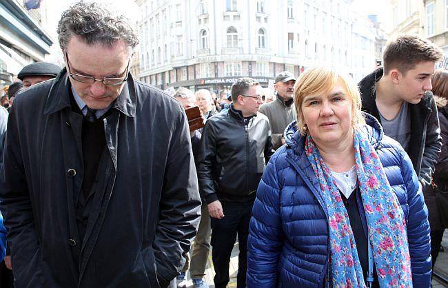 Vice Batarelo Željka Markić