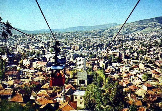 Sarajevo žičara