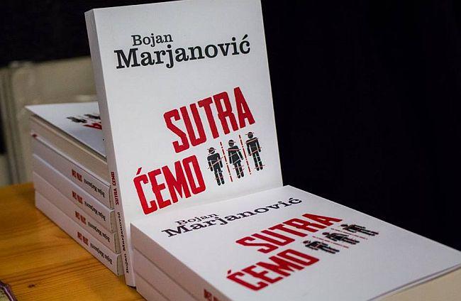 Bojan Marjanović Sutra ćemo