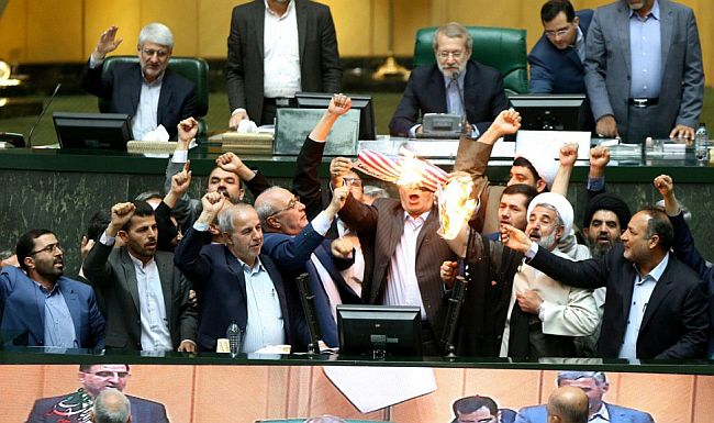 Iranski parlament