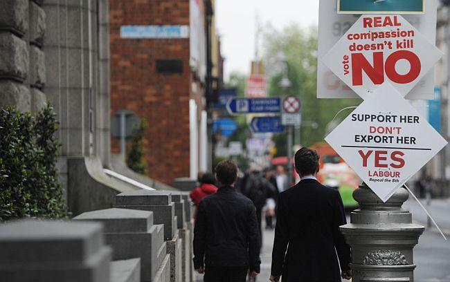 Irska - referendum
