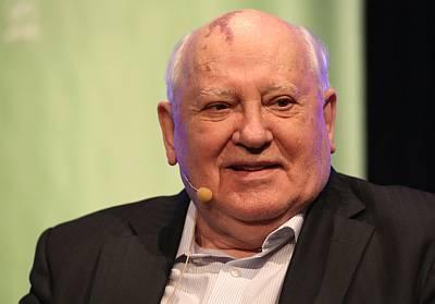 Mikhail Gorbačov