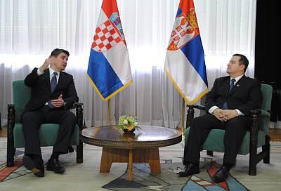 Zoran Milanović Ivica Dačić