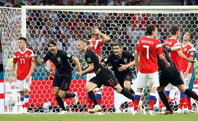 Hrvatska - Rusija