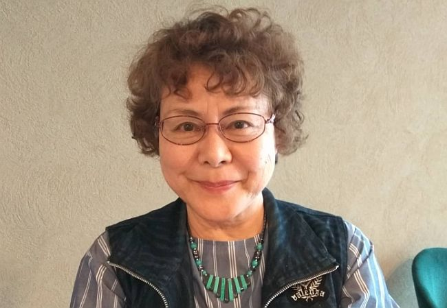 Keiko Yonaha