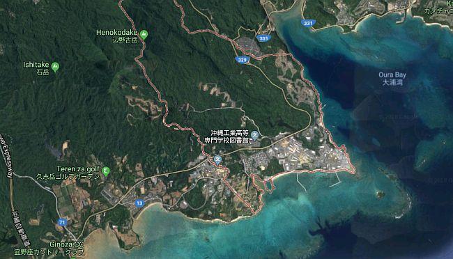 Henoko, Okinawa