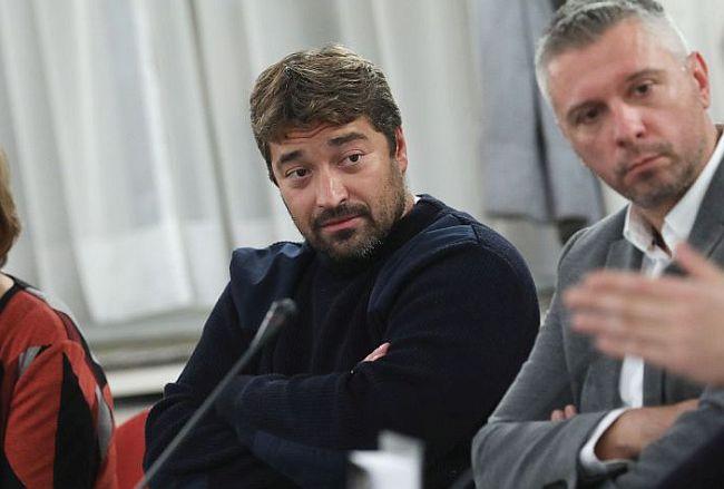Dragan Markovina i Hrvoje Klasić