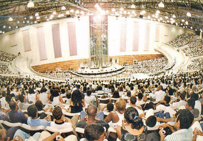 Evangelistička crkva, Brazil