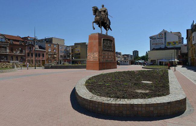 Spomenik kralju Petru