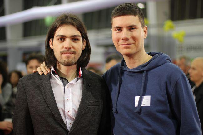 Iva Vilibor Sinčić i Ivan Pernar