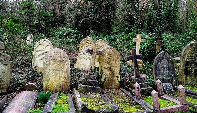 Highgate - groblje