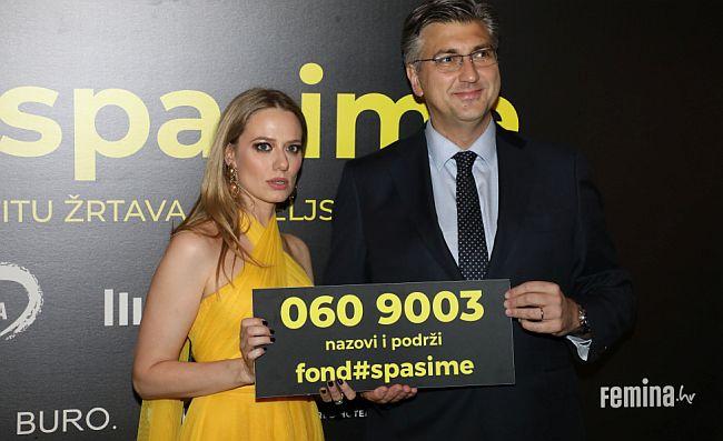 Jelena Veljača - Andrej Plenković