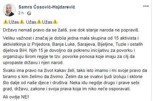 Samra Ćosović-Hajdarević