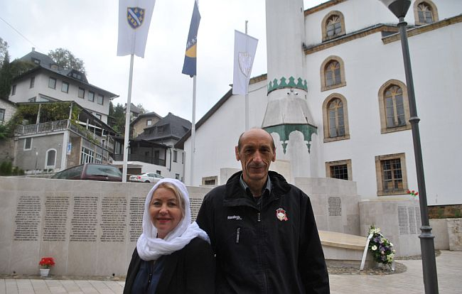 Jasmin i Fikreta Osmankić