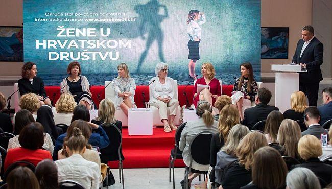Žene u hrvatskom društvu
