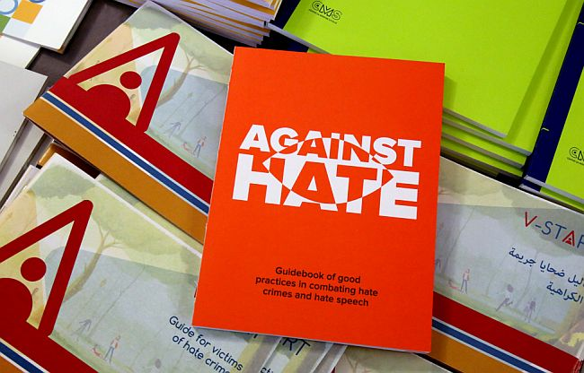 Against hate - protiv mržnje