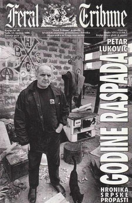 Godine raspada Petar Luković