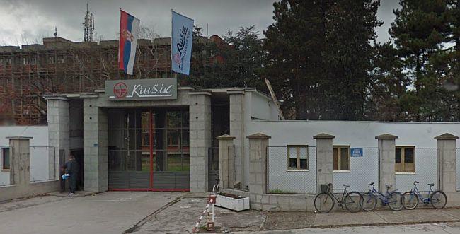 Krušik Valjevo