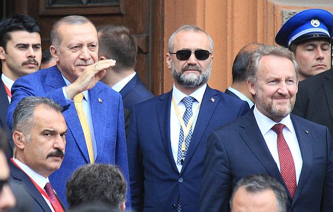 Erdogan - Izetbegović