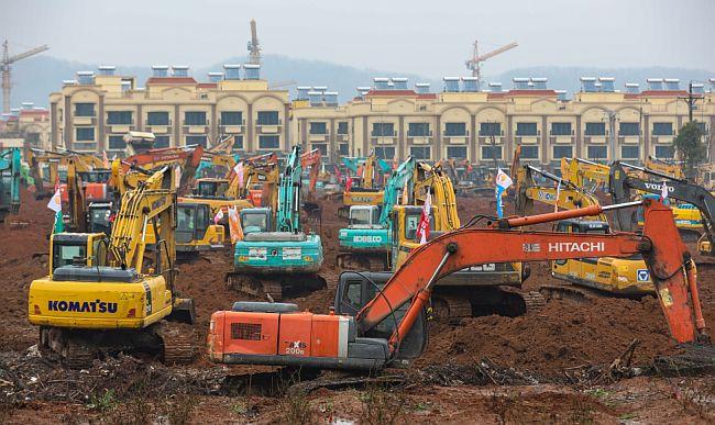 Wuhan hospital