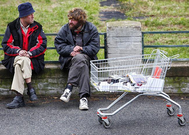 beskućnici