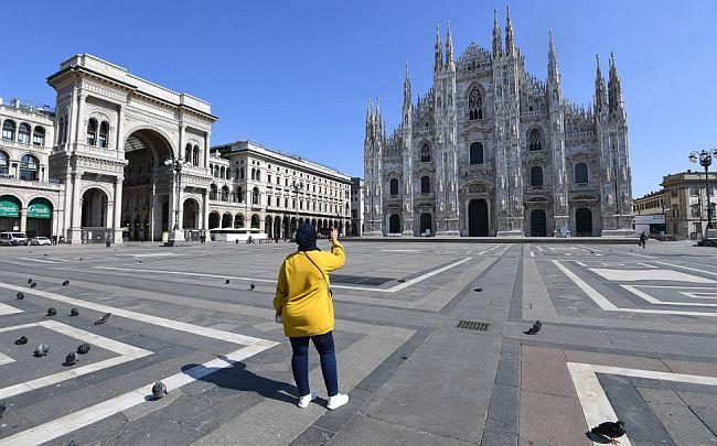 Milano - katedrala
