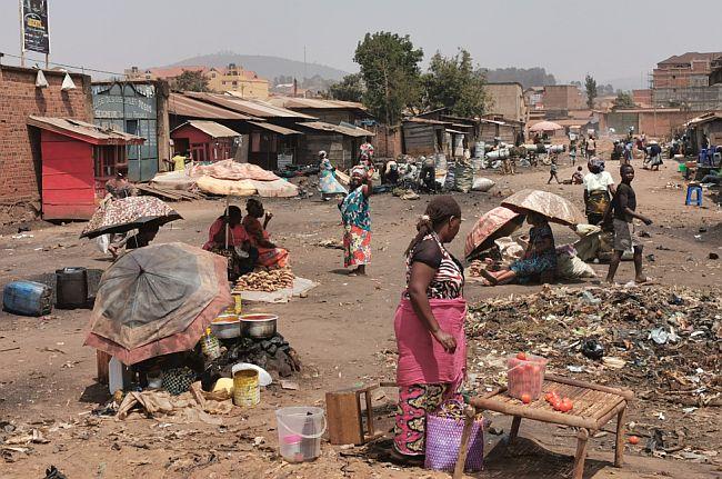 Butembo - tržnica