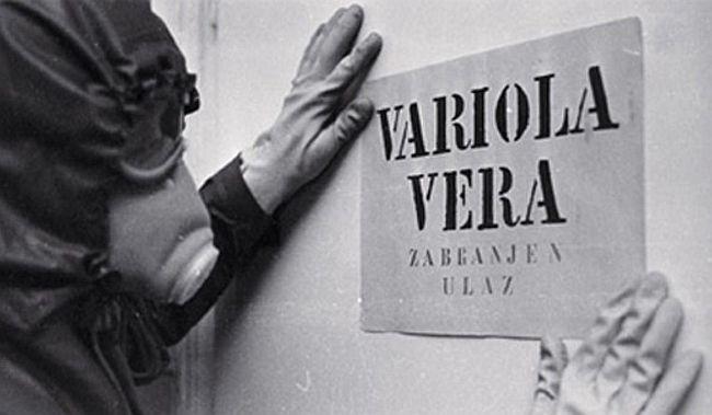 Variola vera u Jugoslaviji 1972. godine