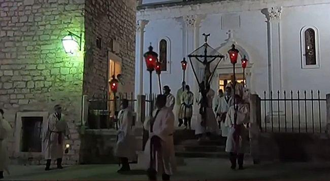 Hvar procesija