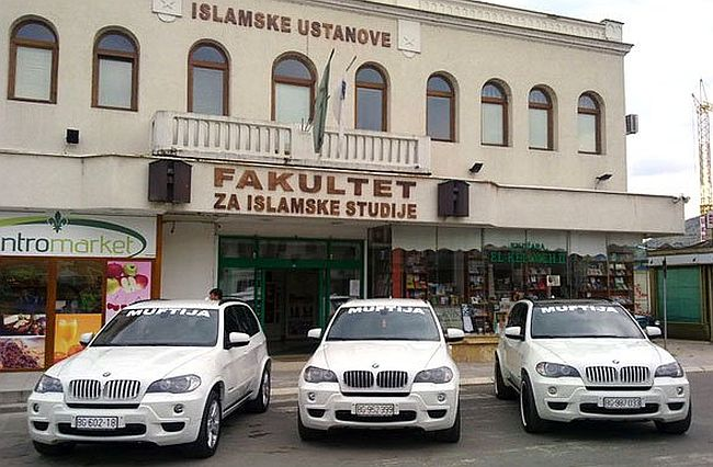 Zukorlić vozni park