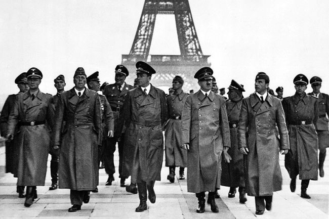 Adolf Hitler - Pariz