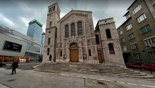 Srajevo, crkva sv. Josipa