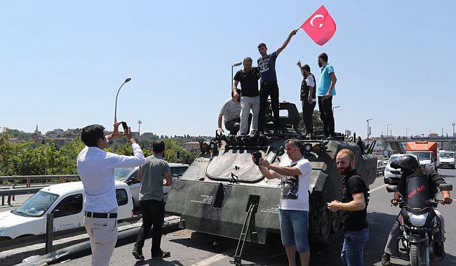 Državni udar - Turska