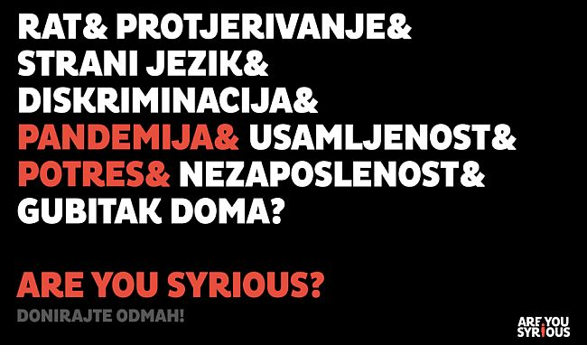 Are You Syrious