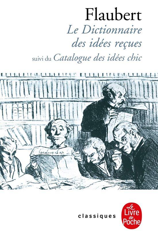 Flaubert Livre de Poche